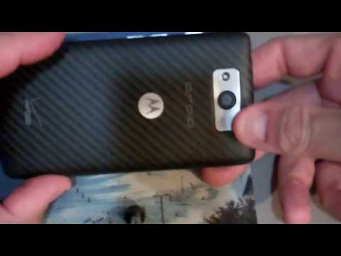 Motorola DROID MAXX ULTRA  MOTXT1080 Changing Adding SIM card Cell Phone Verizon Wireless