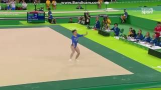 Seda Tutkhalian RUS Fx AA Olympics Rio 2016