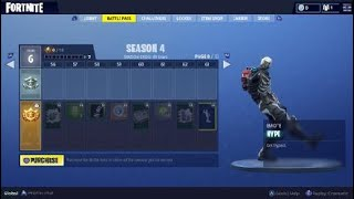 Hype Battle Pass Emote | Shoot Dance (Fortnite Battle Royale)