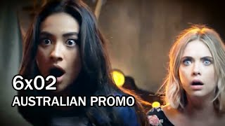 "Pretty Little Liars 6x02 AUSTRALIAN Promo - ""Songs of Innocence"" - Season 6 Episode 2"