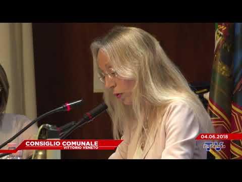 CONSIGLIO COMUNALE VITTORIO VENETO - Seduta del 04.06.2017