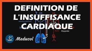 l'Insuffisance Cardiaque : C'est quoi l'insuffisance cardiaque