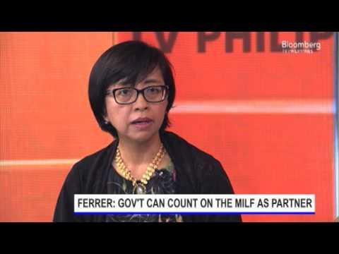 Interview with Miriam Ferrer