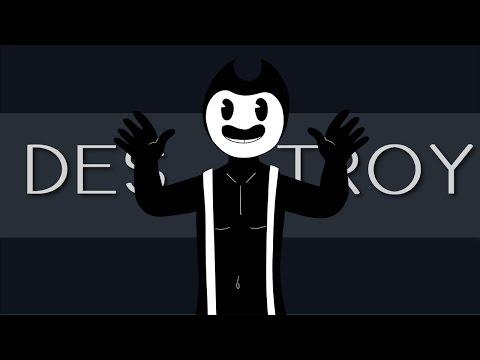 Destroy Me (Meme) | ft. Sammy | Bendy and the Ink Machine