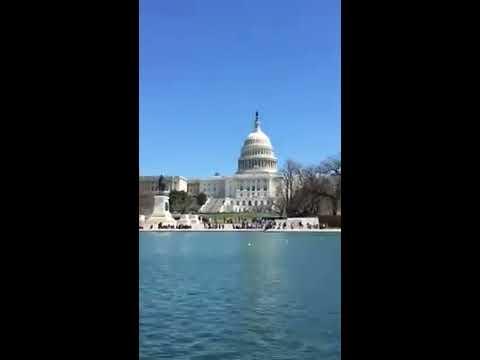 ទីក្រុងវ៉ាស៊ីងតោន ឌីសុី សហរដ្ឋអាមេរិច | Visiting Washington DC, United States
