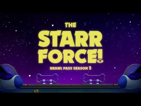 Brawl Stars Animation: Season 5 – The #StarrForce