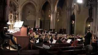 Jongen: Symphonie Concertante 1 of 4; James Kennerley/NYRO/David Leibowitz