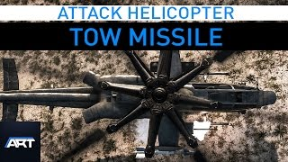 BF4 Attack Helicopter | TOW Missile
