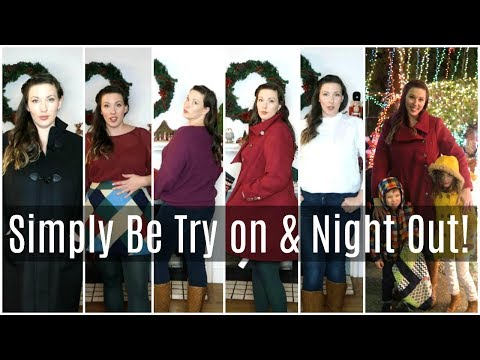 SimplyBe Haul, Try on and Christmas Night Out!