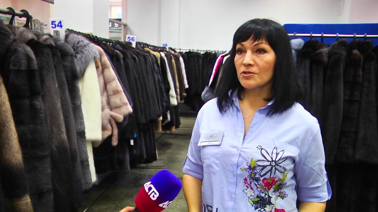 Салон-ателье «Анюта» (г.Киров) - YouTube