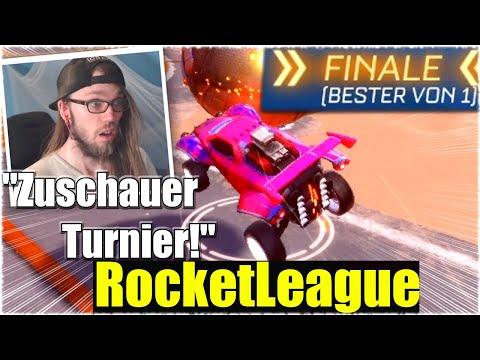 WER GEWINNT DAS FINALE 1v1 ZUSCHAUERTURNIER? - Rocket League [Deutsch/German]