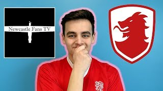 ANNOUNCEMENT w/ Boro Fan TV + Newcastle Fans TV!