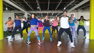 Pica ZUMBA Deorro, Henry Fong &amp Elvis Crespo By MD TWINS