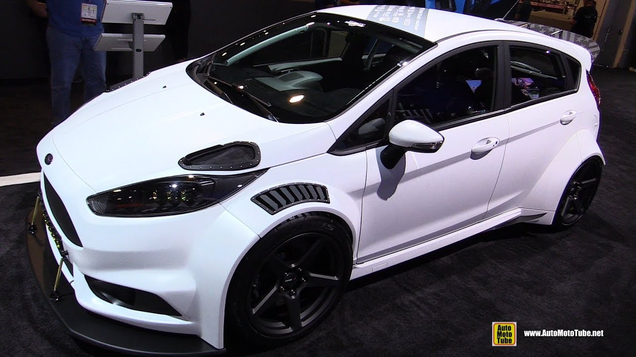 2016 Ford Fiesta St By Tucci Hot Rods Exterior