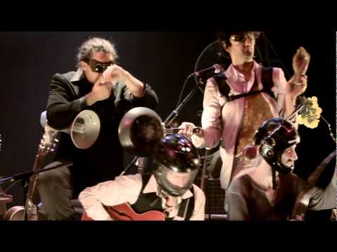 Tom Waits performed by l'Orchestre d'Hommes-Orchestres