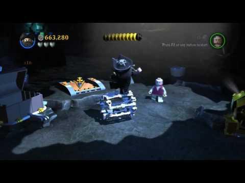 Lego Pirates Of The Caribbean - Isla De Muerta (Free Play)
