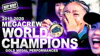 The Jukebox - Mexico (Gold Medalist MegaCrew Division) at HHI World Finals 2018