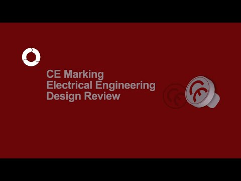 CE Marking Electrical Engineering | Design Review