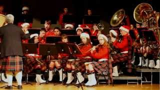 Sleigh Ride - Mountaineer Band