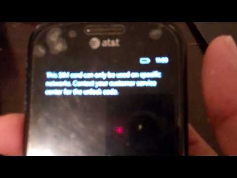 AT&T Samsung Focus SGH-I917 Unlock with GSMLiberty.net