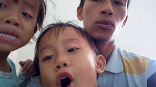 Anak 4 tahun Ngajarin Bapaknya Ngaji Belajar Makhraj