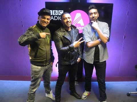 Jay Sean performs a mashup for Panjabi Hit Squad
