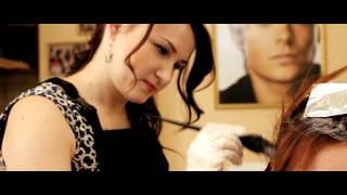 Курсы парикмахерского искусства в учебном центре КАФО. Преподаватель Гаврищук Юлия