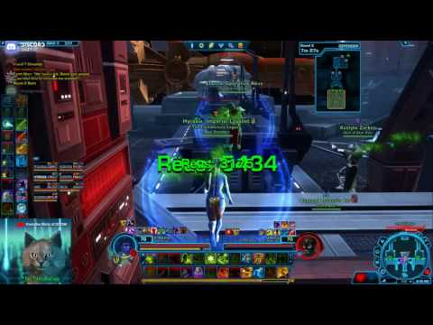 SWTOR: Super Potato Action Time (Random Chat)