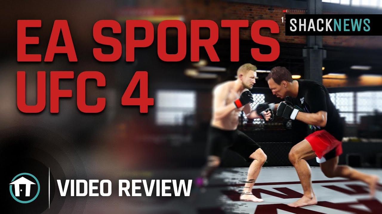 EA Sports UFC 4 Review - Shacknews