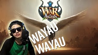Game mantan , eh MANTAP!!! - War Of Angels