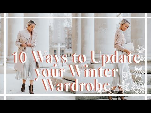 10 WAYS TO UPDATE YOUR WARDROBE FOR WINTER ❄️ FASHION MUMBLR