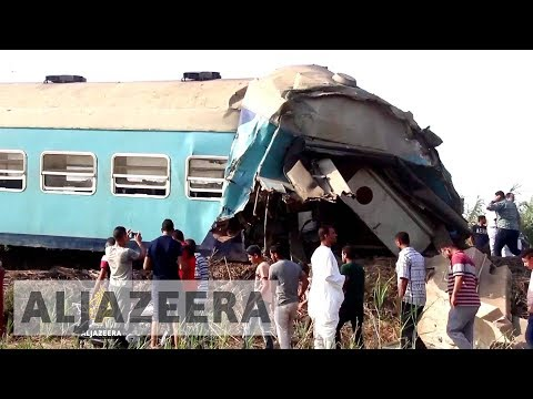 Egypt: Dozens killed in Alexandria train collision