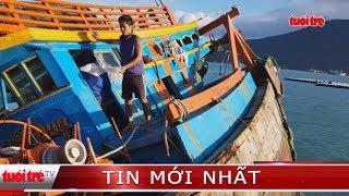 Sau bão, hàng ngàn ngư dân từ Côn Đảo lại ra khơi