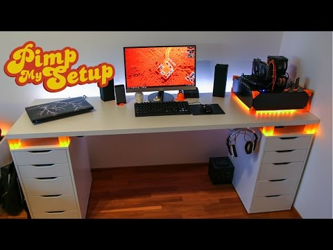 EP.70 - 3D PRINTED DESK ACCESSORIES - Pimp My Setup (@jon_pr