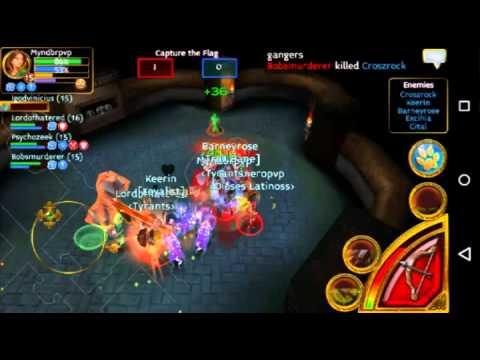 Arcane Legends: Rogue PvP LVL 15