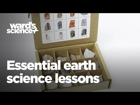 Essential Activities for Essential Earth Science Lessons