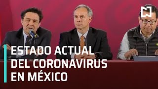 No hay emergencia por coronavirus en México: SSA - Hora 21
