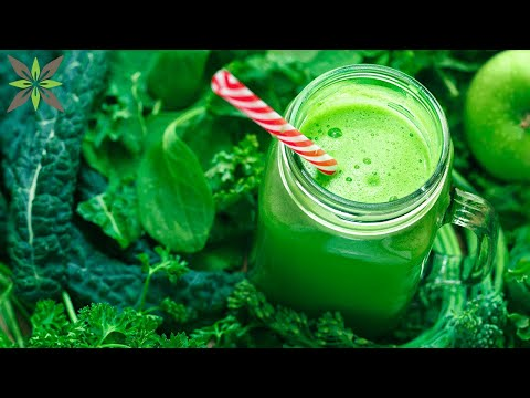 Probiotic Green Juice Recipe