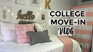 College Move-In Day Vlog | Keeping Up With Kaylin