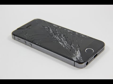 How to Fix a Cracked Smartphone Screen
