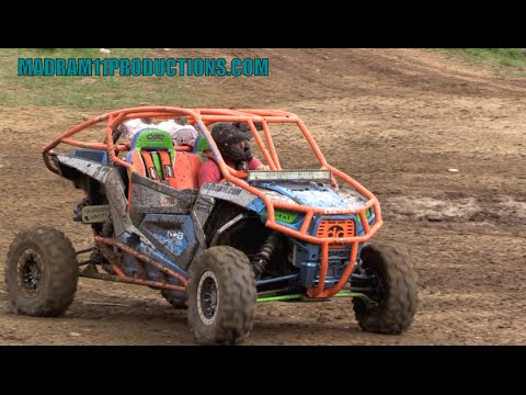WIDE OPEN SxS RACING at RUSH PART 2