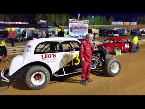 Vintage Night Wythe Raceway May 7th 2016