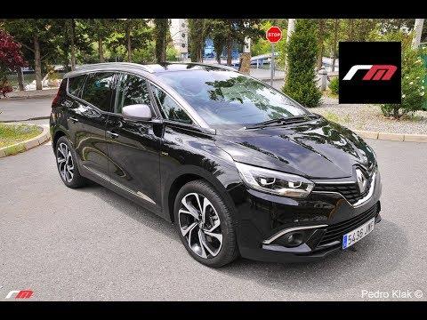 Renault Grand Scenic Prueba Revistadelmotor Es