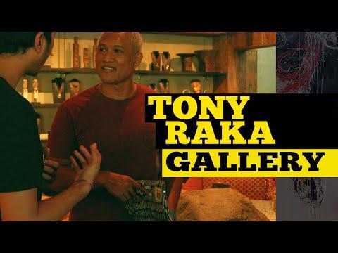Tony Raka Art Gallery in Bali - Ubud
