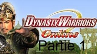 Test Dynasty warriors online par Nazband et Adraeth, partie 1/6