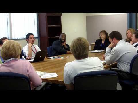MVWSD GATE Advisory Committee, May 2013