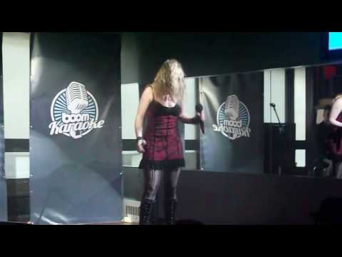 Hannah Stewart - I'm the Only One (Melissa Etheridge cover) - Maritime Karaoke Challenge Finals