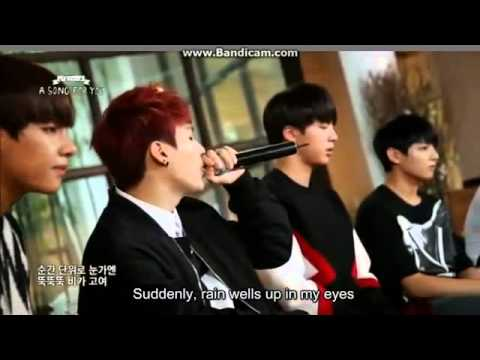 [ENG SUB] Miss Right + Let me Know @ BTS on A Song For You