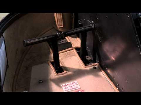 R22 - Anti-Torque Foot Pedals