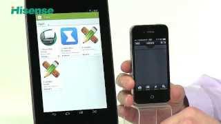 14. Hisense Tablet Sero, Empfehlung: Hoccer